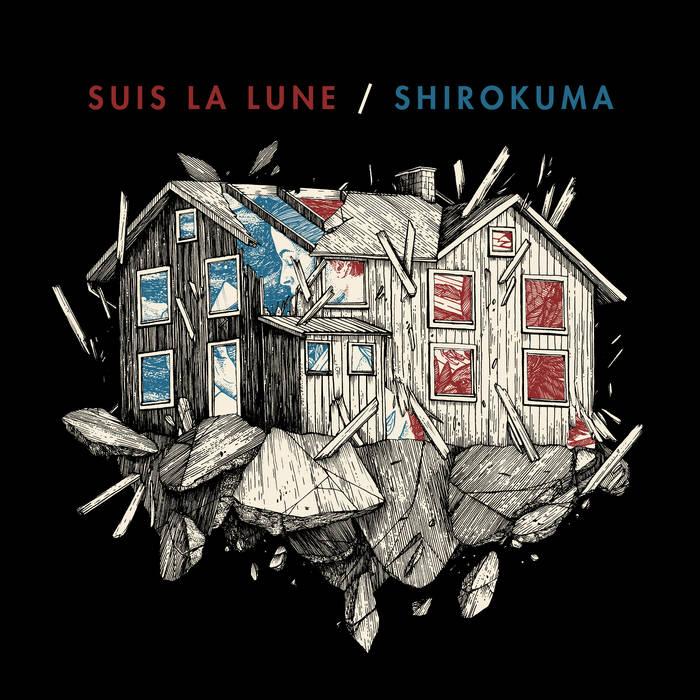 SPLIT / SUIS LA LUNE + SHIROKUMA